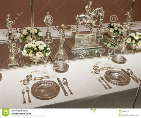 Cutlery Arrangement On Dining Table How To Arrange The Cutlery Arrangement On Dining Table