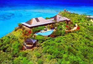 world visits necker island british virgin islands in caribbean