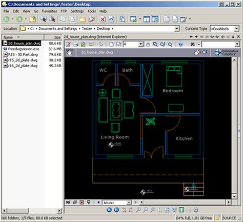 dwg format online viewer activex preview office web plugin for directory opus