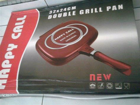 Wajan Ukuran Jumbo assyabiya olshop happy call grill pan jumbo original from korea