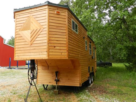 Mississippi Gooseneck Tiny House Swoon Tiny House Gooseneck Trailer