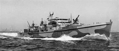 pt boat action reports 1 600 ww2 american
