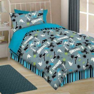 blue camo comforter set boy blue camo guitar rock comforter set 7pc bed