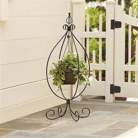 plant stand hanging pot garden decor indoor outdoor patio