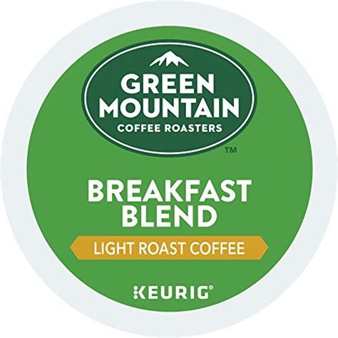 organic light roast coffee green mountain coffee keurig single serve k cup pods