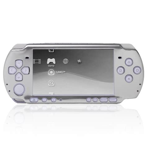 Thin Psp Now In Pastels by Multi Color Aluminum Ultra Slim Skin Cover Protector