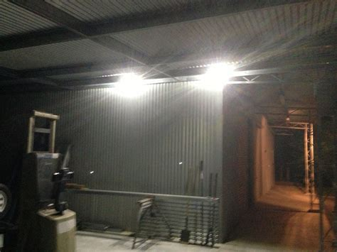 the solar powered shed lighting solution for sheds