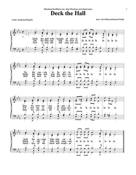 Deck the Halls Voce, SATB - Spartiti - Cantorion