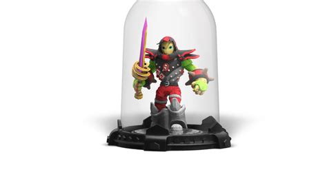 Kaos 3d Print 05 skylanders imaginators will let you 3d print your creations polygon