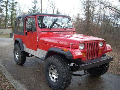 Jeep Wrangler 1992 Jj1027 S 1992 Jeep Wrangler In Cincinnati Oh
