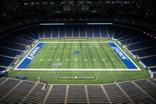 ford field led