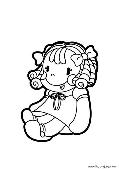 imagenes para pintar muñecas dibujos juguetes navidad 002 dibujos y juegos para