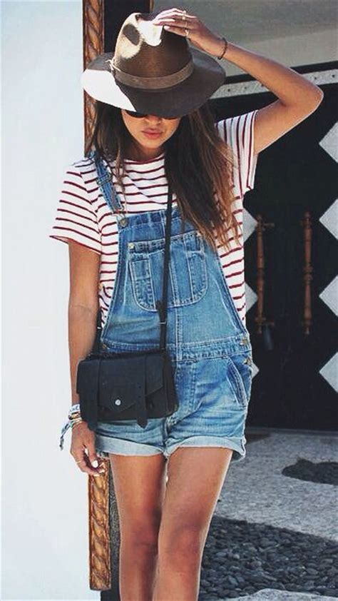 Overall Stripy denim overalls overalls and striped on