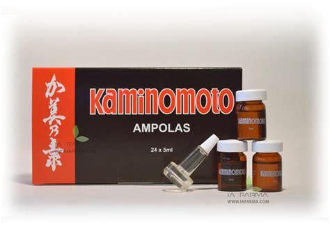Kaminomoto Kaminomoto kaminomoto olas 24x5 ml