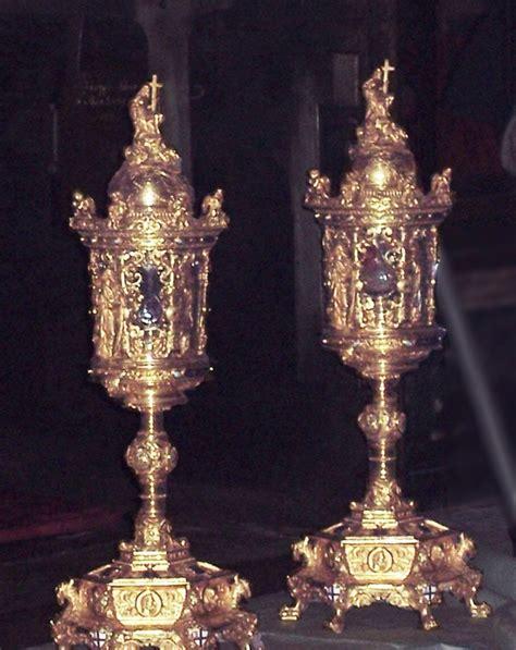 sacri vasi mantova pasqua in lombardia esposizione dei sacri vasi a mantova