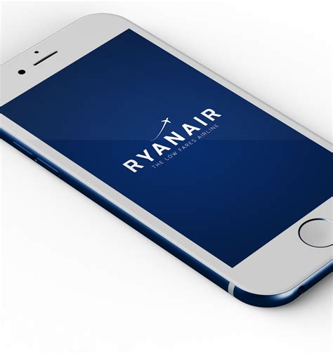 ryanair mobile ryanair mobile concept on behance