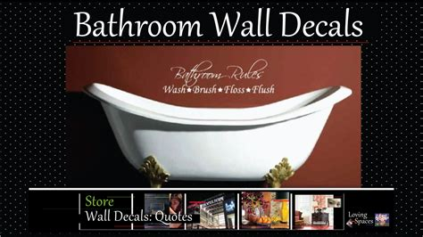 decals for bathroom bathroom wall decals wall decals quotes inspiring quotes