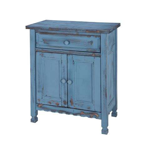 country cottage furniture alaterre furniture country cottage blue antique accent