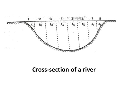 section eight discharge measurement of discharge in channels design of lined canal