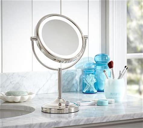 vanity mirror pottery barn