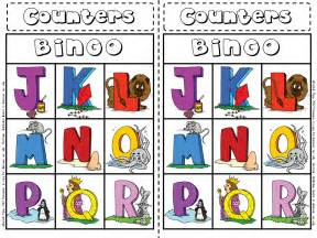 search results for bingo cards for primary students
