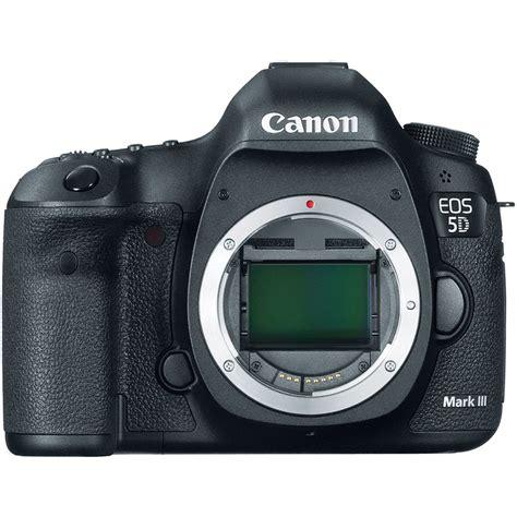 canon eos 5d iii canon eos 5d iii dslr only 5260b002 b h