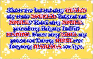 we tagalog quotes tagalog quotes for him