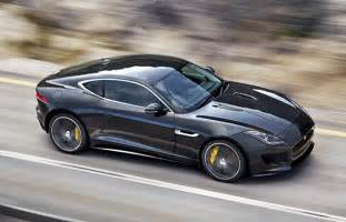 Jaguar Type F Coupe The New Jaguar F Type Coupe Has Been Leaked And It S
