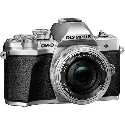 Olympus Om D E M10 Kit 14 42mm Ez 17mm F28 olympus om d e m10 iii 14 42mm ez kit silver mirrorless cameras photopoint
