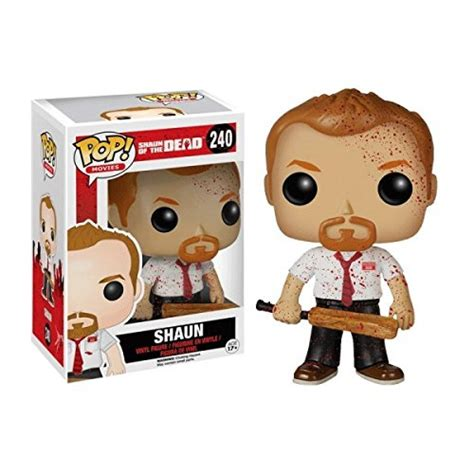 my bloody special edition bloody shaun limited edition shaun of the dead funko pop