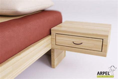comodini giapponesi comodino zen sospeso con cassetto da abbinare al letto