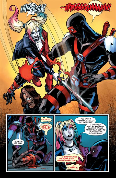 libro harley quinn the rebirth dc comics rebirth harley quinn 1 spoilers review where