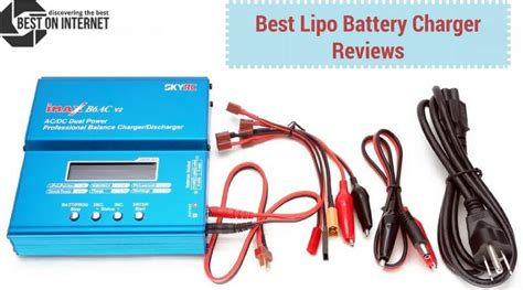 what is the best lipo charger best lipo battery charger reviews of 2017