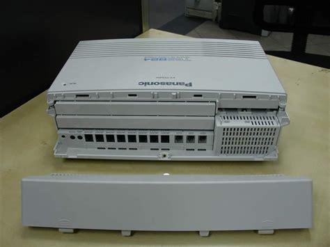 Pabx Panasonic Tes 824 24 Ext 1 panasonic kx tes824 by tech pabx bandung