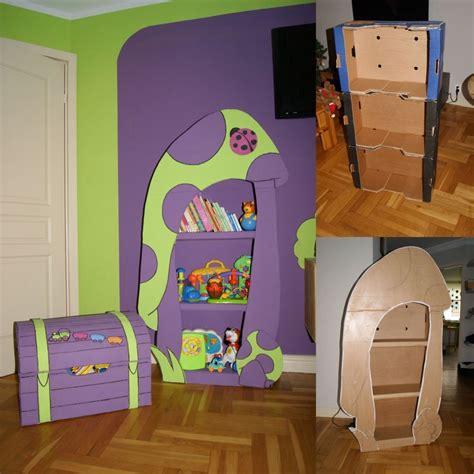 librero reciclado de carton librero manualides de reciclado pinterest cart 243 n