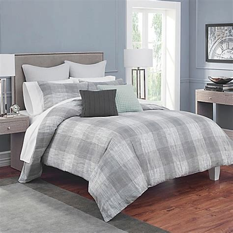 bed bath and beyond flatiron buy flatiron 174 parson full queen comforter set from bed