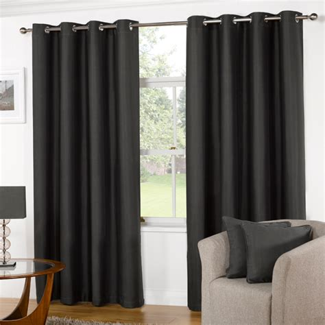 unlined curtains k living manhattan plain panama unlined eyelet curtains ebay
