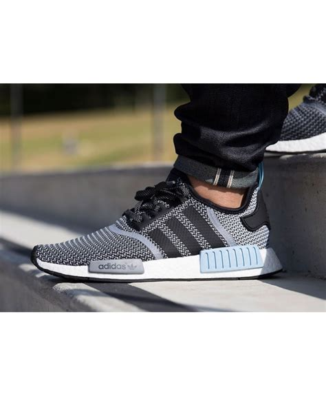 Adidas Nmd Runner R1 Grey Premium Quality grey cheap adidas nmd sale uk adidas nmd r1 mens womens