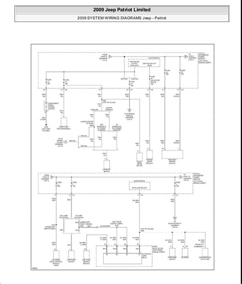 jeep compass wiring diagram pdf image collections wiring