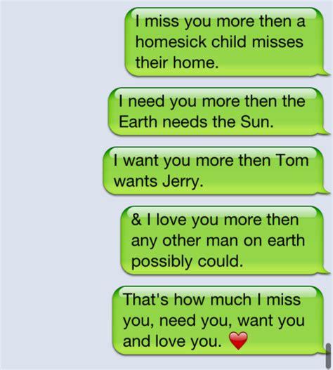 sweet text on tumblr