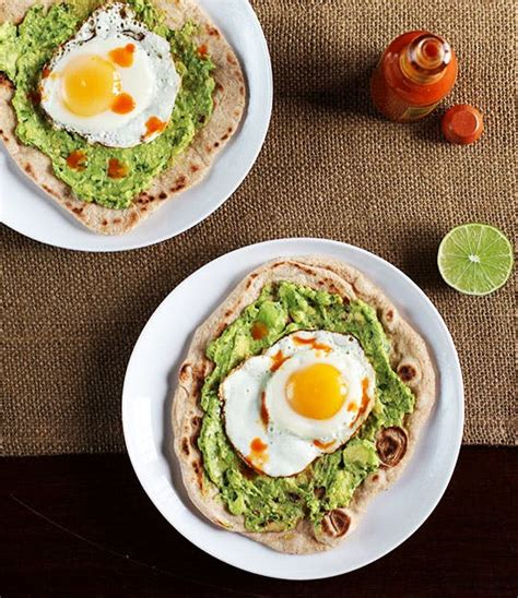 recipe avocado and egg breakfast pizza kitchn