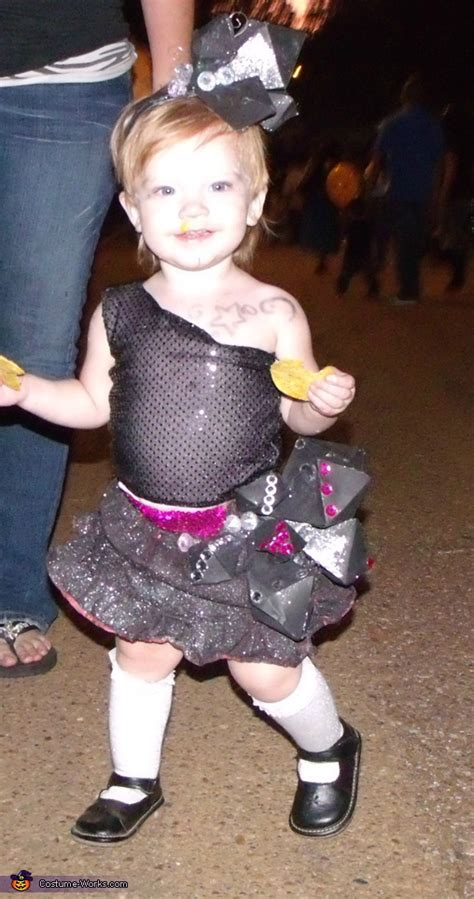 lady gaga baby halloween costume idea