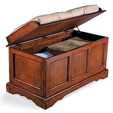 storage chest bench outdoor storage bench plans free storage chest bench