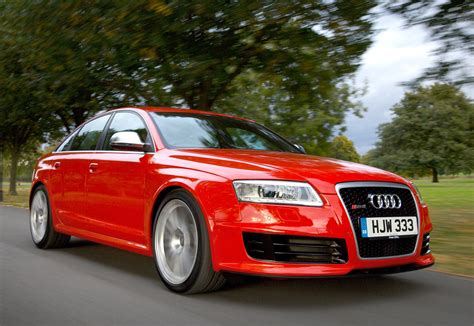 how much audi a6 audi a6 rs6 review 2008 2010 parkers