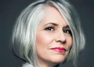 gray hair expert make up tips if you have grey hair