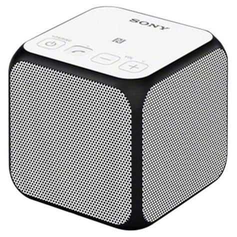 Speaker Mini Sony buy sony srsx11w cek mini bluetooth speaker white from our