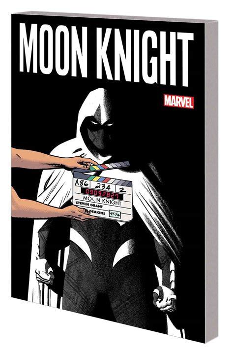 moon knight vol 2 moon knight vol 2 reincarnations fresh comics