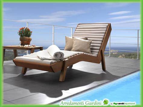 lettini da giardino prezzi lettini da giardino in legno teak prezzi e offerte