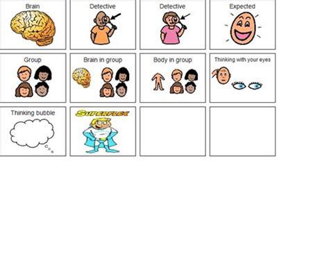 social detective worksheets 17 best images about social skills groups on