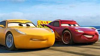 how do i to return a new car cars 3 vs 47 meters showtime showdown
